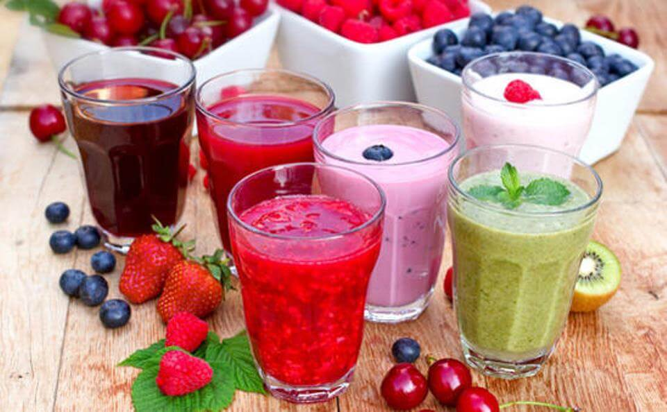 spring-smoothies